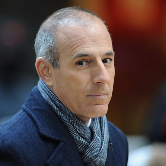 Matt Lauer's Apology Statement After Being Fired