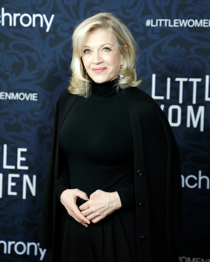 Pictured: Diane Sawyer at the Little Women world premiere.