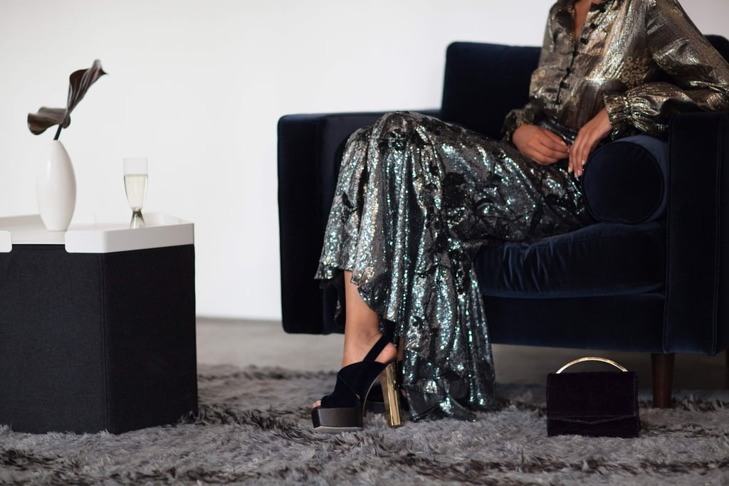 New Year's Eve Sparkle Outfit Tips