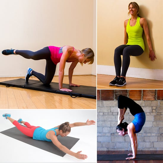 Drop and Give Me Om: 4 Exercises That Complement Any Yoga Practice