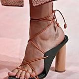 Ulla Johnson Shoes on the Runway at New York Fashion Week