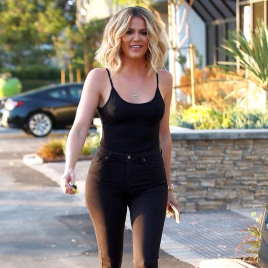 Khloe Kardashian Out in LA July 2016