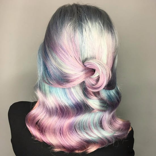 Pearl Hair Color Trend