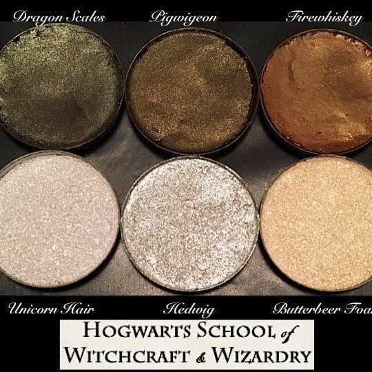 Harry Potter Contouring and Strobing Palette
