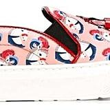 Markus Lupfer Horse Print Slip-On Sneakers ($275)