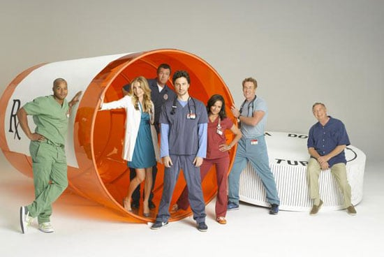 ABC in Talks to Renew Scrubs For a Ninth Season