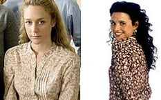 Is Fashion Imitating Seinfeld's Elaine or Polygamists?