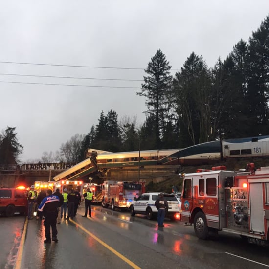 Tacoma, Washington Amtrak Train Derailment December 2017