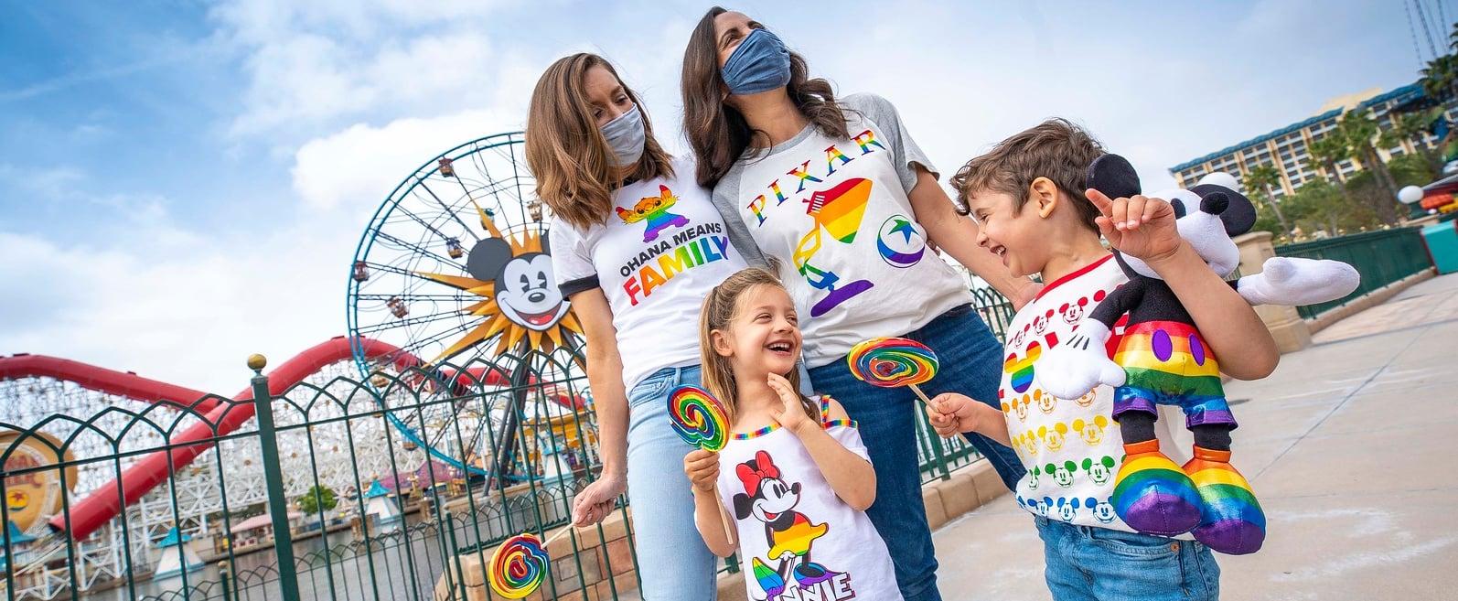 Shop the 2021 Disney Pride Collection