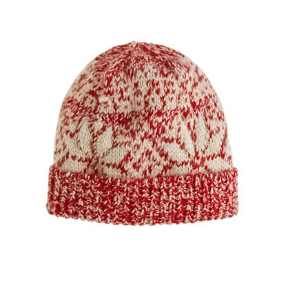 This classic fair isle hat ($48) will become his go-to cap year after year.