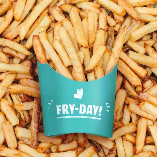 Free Fries from Deliveroo