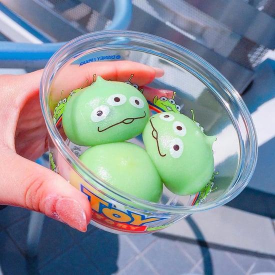Toy Story Mochi Dumplings at Tokyo Disney