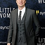 Pictured: Zach Braff at the Little Women world premiere.
