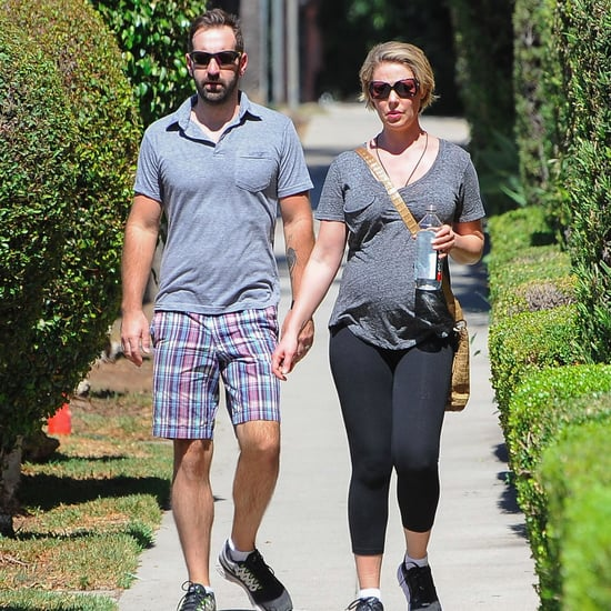 Katherine Heigl and Josh Kelley Out in LA September 2016