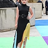 Florence Pugh at the Royal Academy of Arts Summer Exhibition
