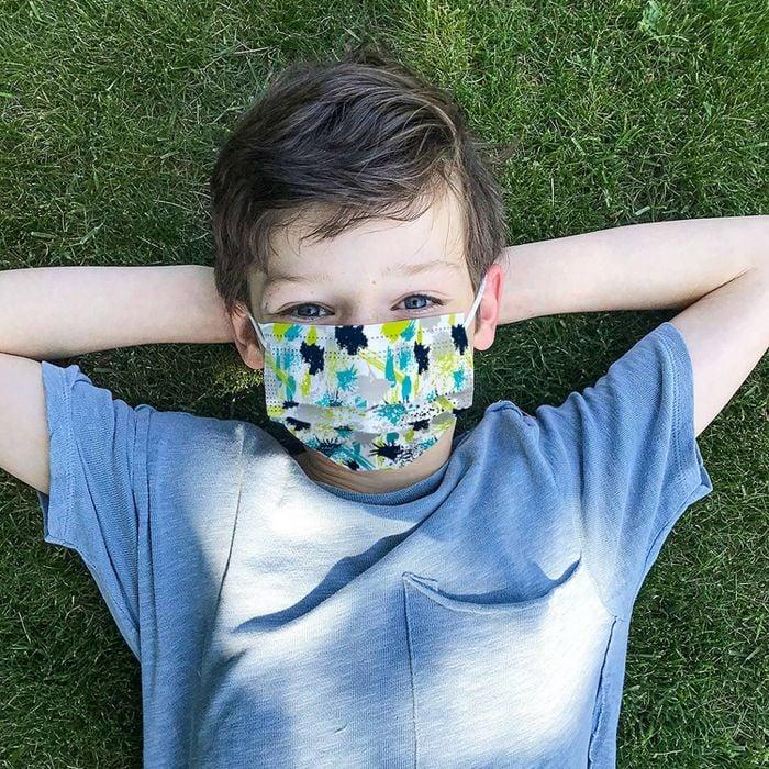 Dr. Talbot's Disposable Kids Face Masks