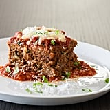 Like an American meatloaf but with all the flavors of an Italian meatball. Get the recipe: meatloaf parmesan