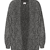 Cardigan with Mohair and Wool ($429)