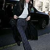 Striped Flares