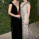 Oct. 26: Kate presented pal Gwyneth Paltrow with a trophy at the InStyle Awards.