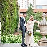Glasshouse Restaurant Wedding