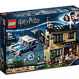 Lego Harry Potter 4 Privet Drive Set