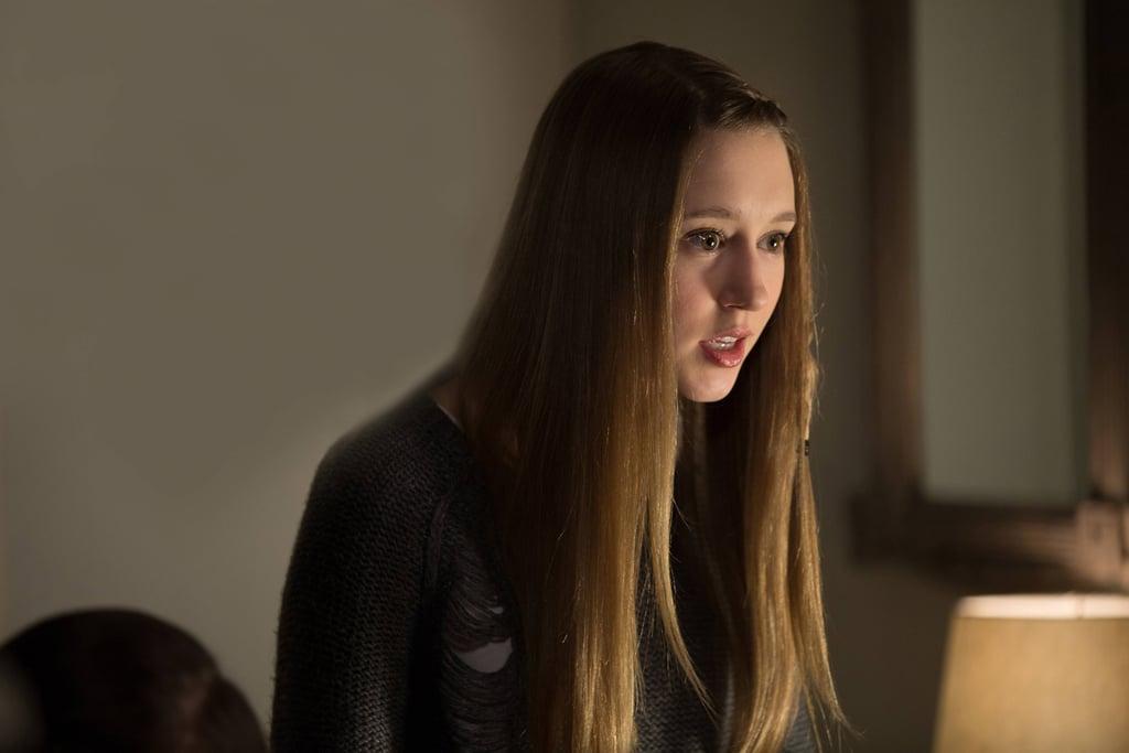 Violet Harmon/Zoe Benson