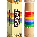 Bamboo Rainstick Rain Shaker Sensory Toy