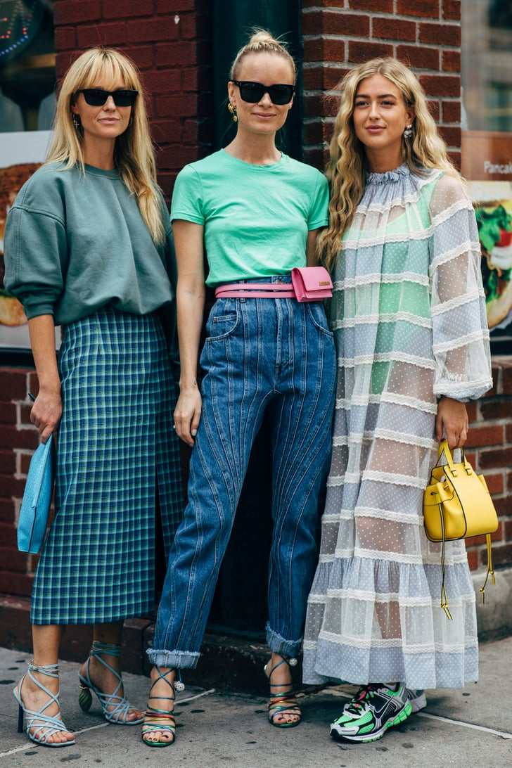 Nyc Fashion Week 2020.The Best Street Style At New York Fashion Week Spring 2020