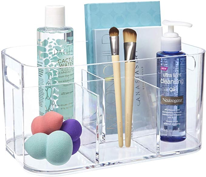 Stori Bliss 5-Compartment Plastic Organiser
