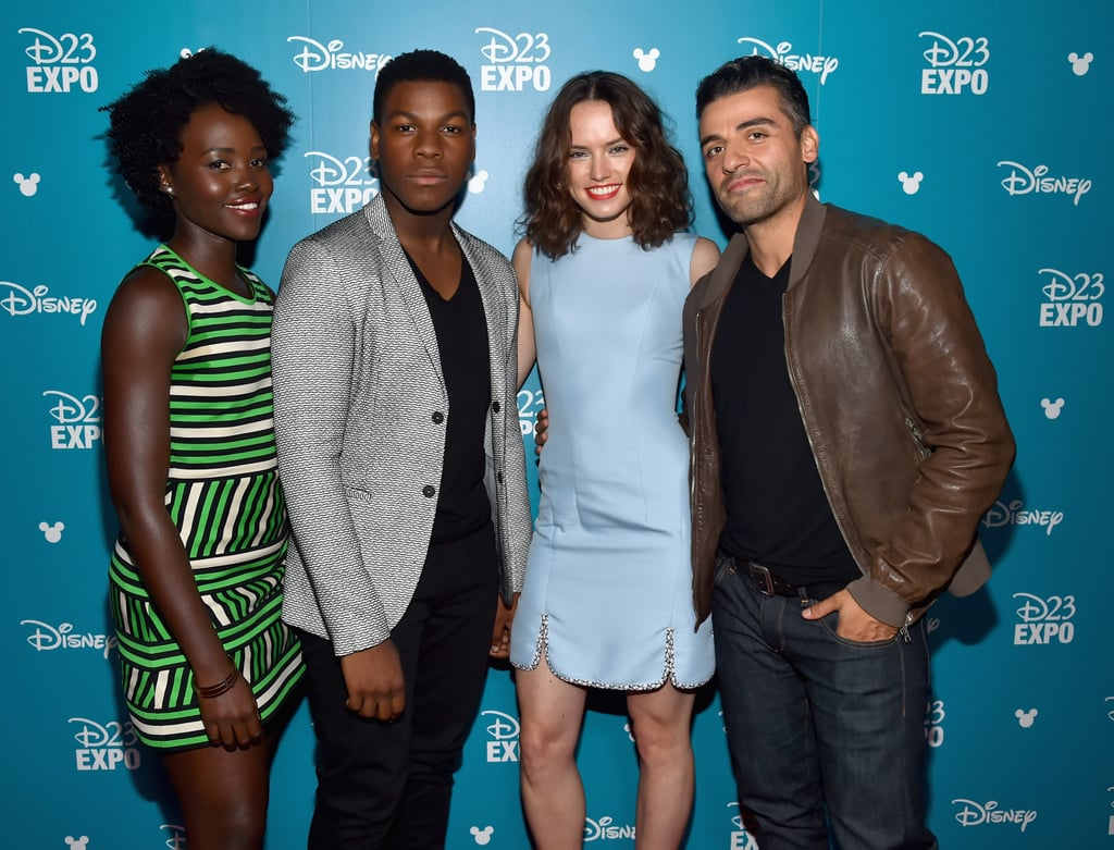 Star Wars: The Force Awakens Cast Next Roles