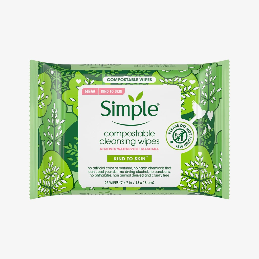 Simple Skincare Compostable Wipes | 5 Best Beauty Trends and