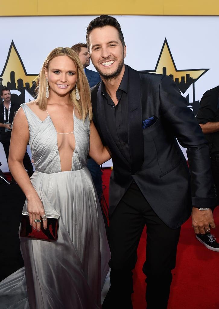 Miranda Lambert and Luke Bryan