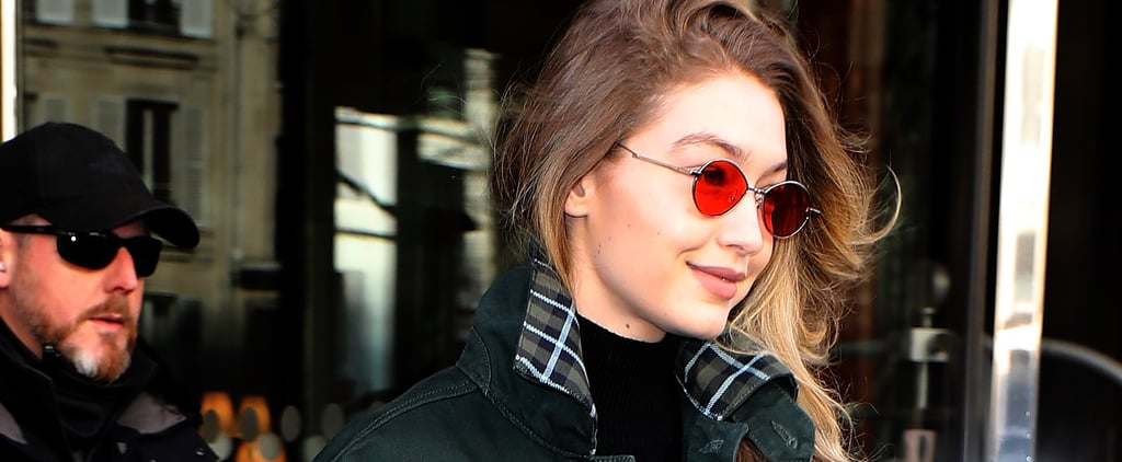 Gigi Hadid Makes Her Thoughts About Social Media Known With Her iPhone Case