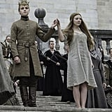 Tommen and Margaery From Game of Thrones