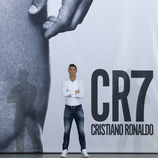 Cristiano Ronaldo Launches His Underwear Line in Spain