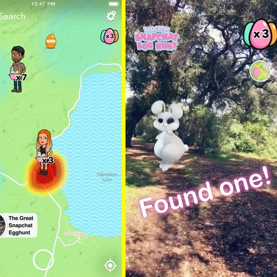 How to Find Snap Map Easter Eggs in Great Snapchat Egg Hunt