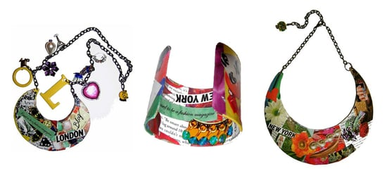 Love It or Hate It? Jewelry Made Out of Fashion Magazines