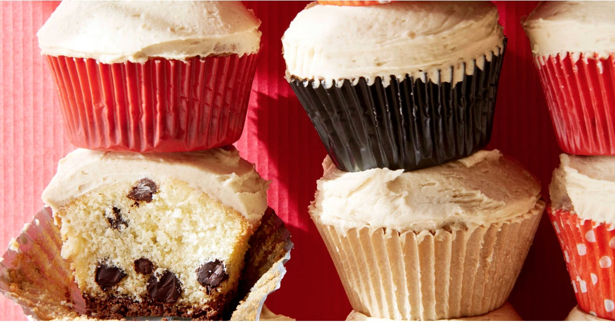 Sprinkles Chocolate Chip Cookie Cupcakes Recipe Popsugar Food