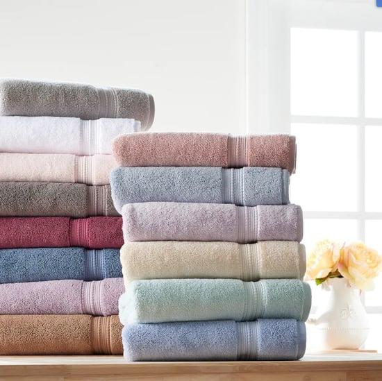Best Bath Towels At Kohl S Popsugar Home