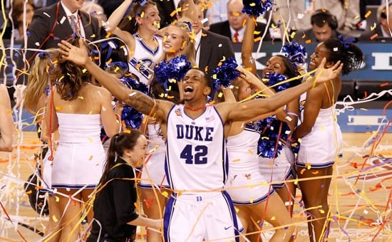 Duke Beats Butler For Basketball National Championship
