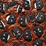 Monster Oreo Brownies