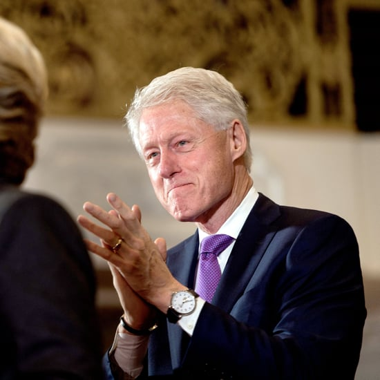 Bill Clinton Casts Electoral Vote For Hillary Clinton