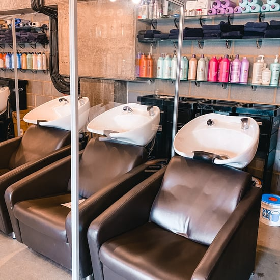 What It's Like to Visit a Hair Salon After Lockdown