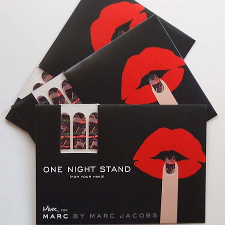 Marc Jacobs Minx Nails Designs For Fashion's Night Out