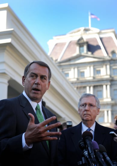 How Much Say Should GOP Have in Stimulus Package?