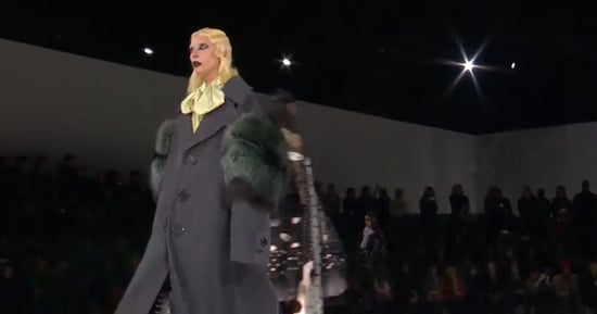 Lady Gaga Closes Out New York Fashion Week With A Major Cameo