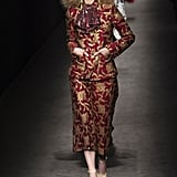 Milan Fashion Week Just Started — but We Already Choose Gucci