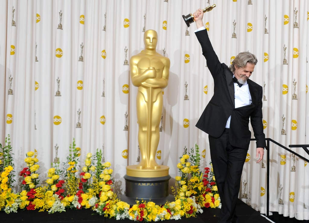 Photos From Oscar Press Room