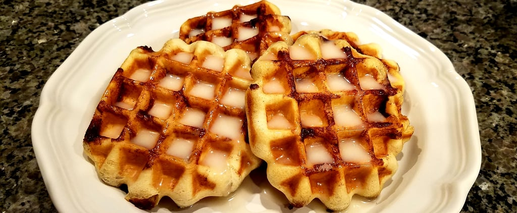 Pillsbury Cinnamon Roll Waffles Recipe With Photos